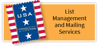 List Management and Mailing Services