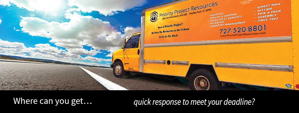 Priority Project Resources Billboard